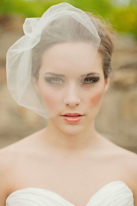 photo of Small Veils for Fashionistas