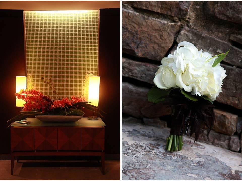 Simple-arkansas-wedding-ceremony-decor-outdoor-summer-wedding-ivory-bridal-bouquet.full