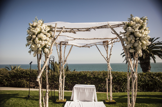 photo of An Elegant Affair in Pacific Palisades, California