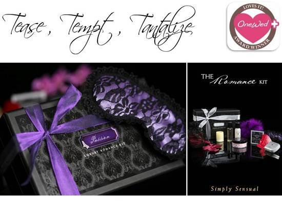 Win the luxury Romance Kit to make your Valentine's Day extra special