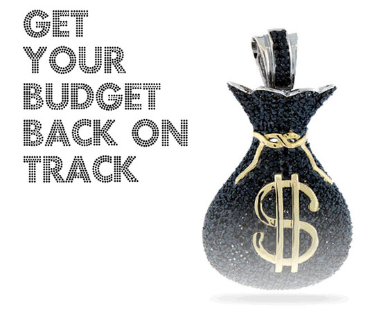 Wedding budget out of control? Get back on track in 5 steps!