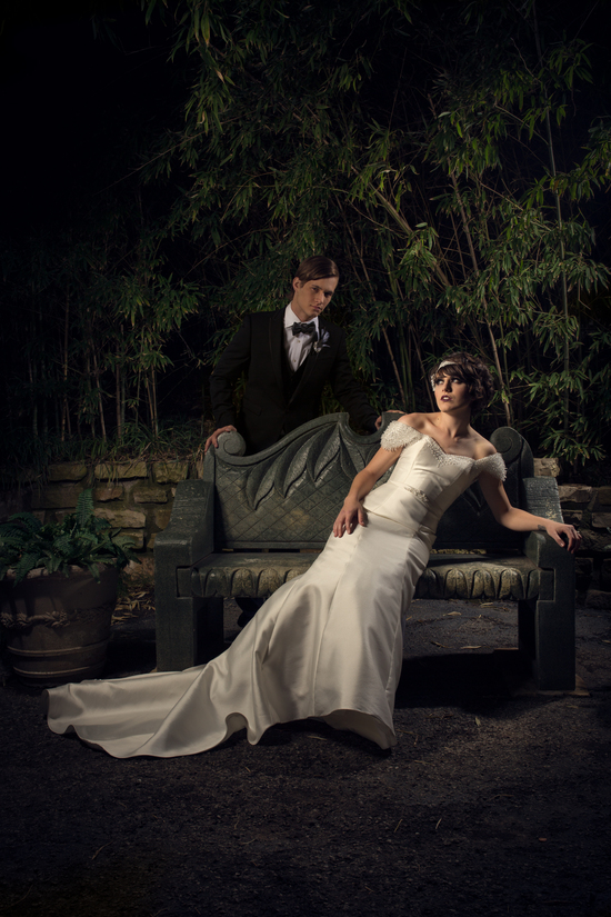 Roaring 20's Wedding 4