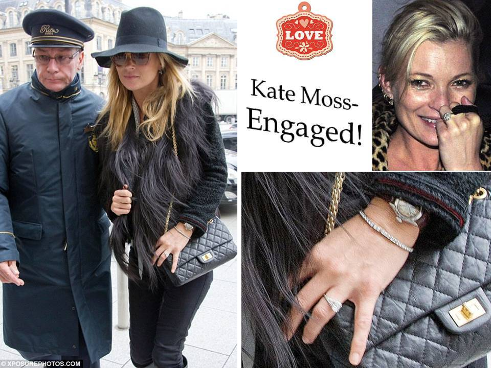 Moss is engaged 1920s vintage engagement ring