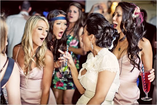 photo of Get Wedding Guests Dancing to the DJ at Your Reception: 5 Top Tips