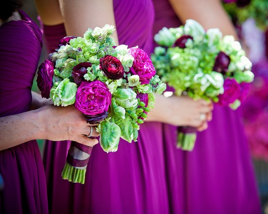 07 - Bridesmaid Bouquets