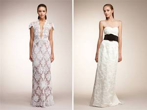 photo of Designer Wedding Dresses and Bling for the Fashionista turned Recessionista!