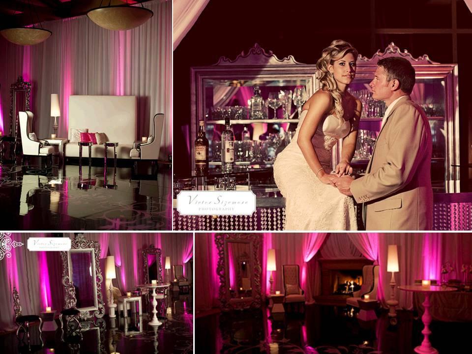 California-real-wedding-pink-gold-romantic-bride-groom-take-couples-photos.full