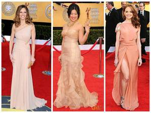photo of Bridal Style Trends from 2011 SAG Awards Red Carpet