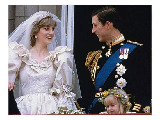 photo of Royal Wedding Dresses of Great Britain: Princess Diana