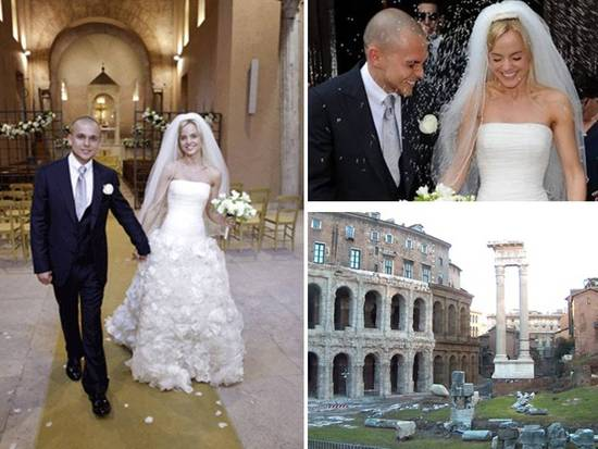 Mena Suvari shares details with OneWed on her Italian wedding