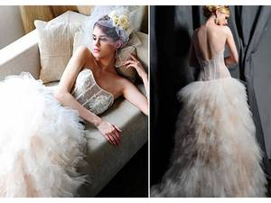 photo of Wedding Dresses 2011 Style Trend: Crazy for Corsets