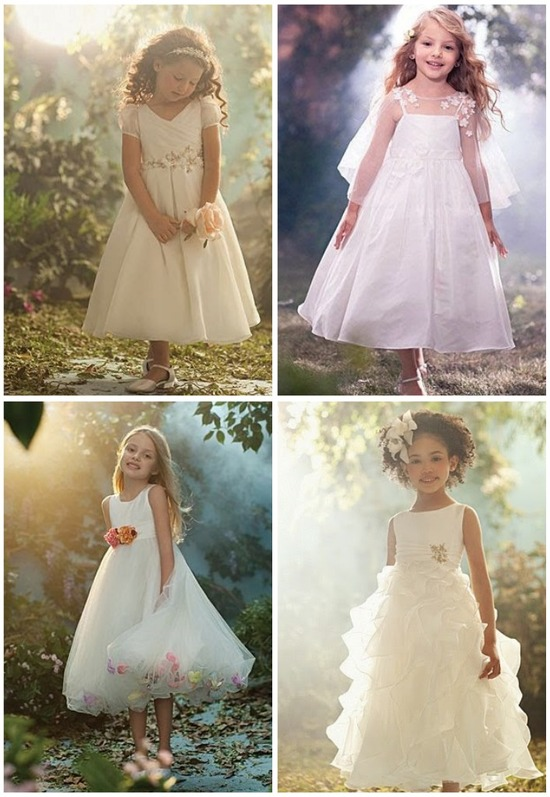 Disney Blossoms Dresses