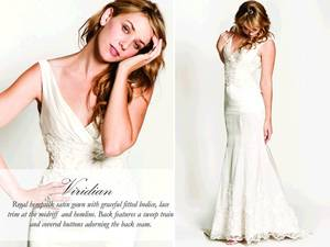 photo of Top Eco-Friendly Wedding Dress Designers for 2011