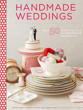 Must-have book for DIY brides- Handmade Weddings from Hello!Lucky