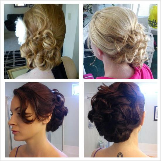 photo of Airbrush Makeup, Hair Styling and Extensions