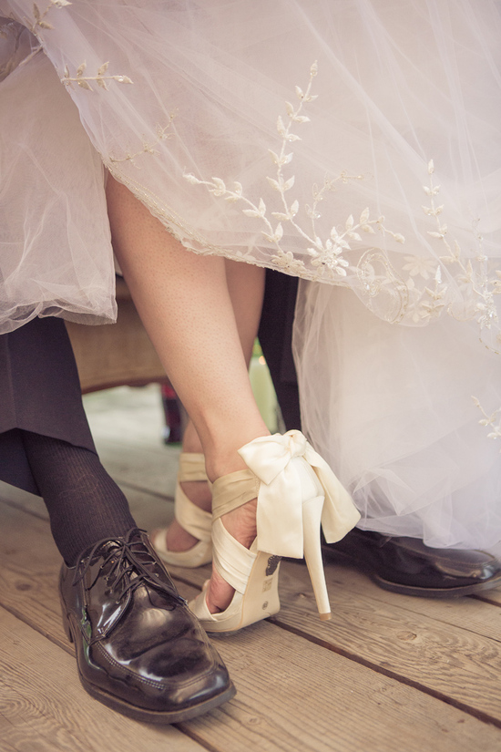 Creationsphoto wedding shoes