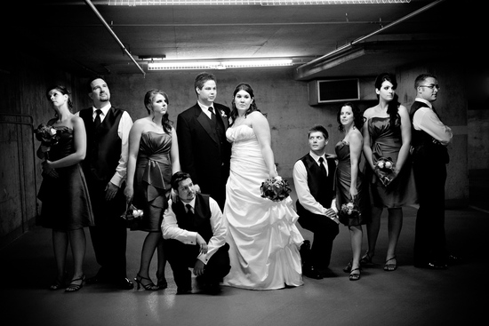 Creationsphoto bridal party