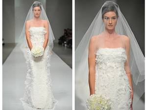 photo of 2011 Wedding Dresses by Romona Keveza: from the Red Carpet to the White Aisle