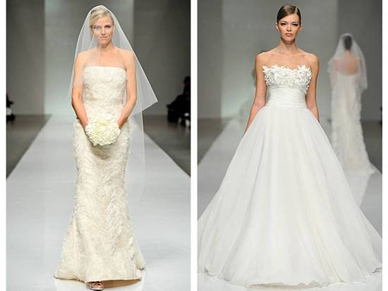 Gorgeous 2011 wedding dresses by Romona Keveza