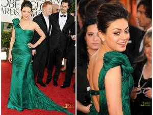 photo of Bridal Style Inspiration from the 2011 Golden Globes!