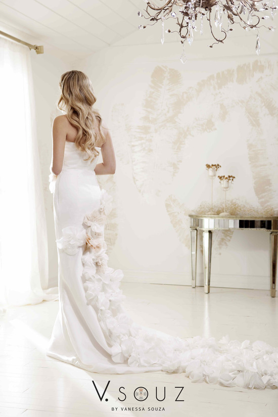 """Elizabeth"" V. SOUZ wedding dress"