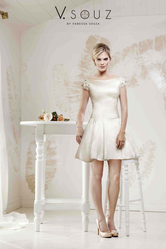 """Isabel"" V. SOUZ wedding dress"