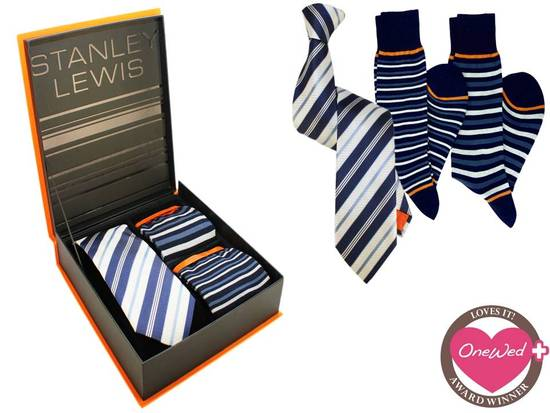 photo of Weekly Giveaway Winner: 3 Luxury Formal Wear Accessories for Your Groom!