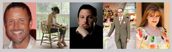 photo of 5 Top Designers Predict 2011 Wedding Flower Trends