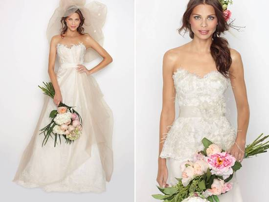 gorgeous 2011 wedding dresses by Watters
