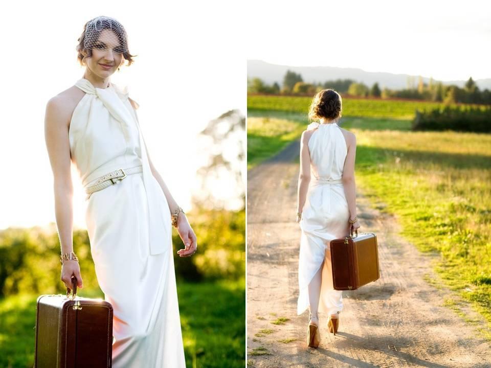Modern-column-wedding-dress-silk-halter-ivory-etsy.full