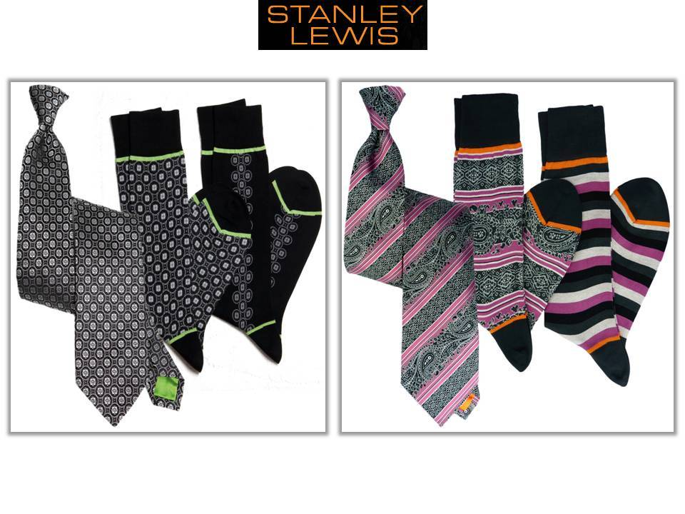 Win chic grooms' accessories from Stanley Lewis!