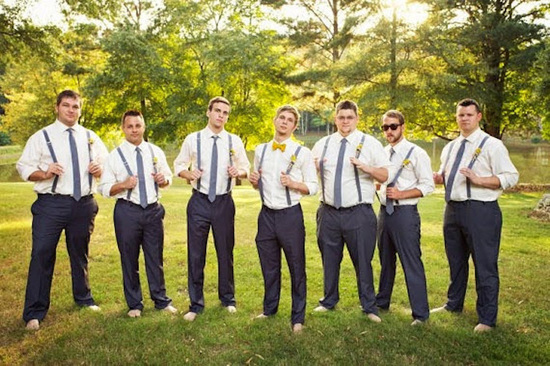 Groomsmen style from Two L Creations