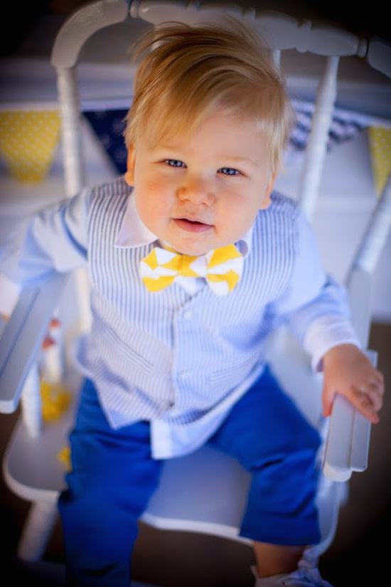 Ring bearer style from Two L Creations