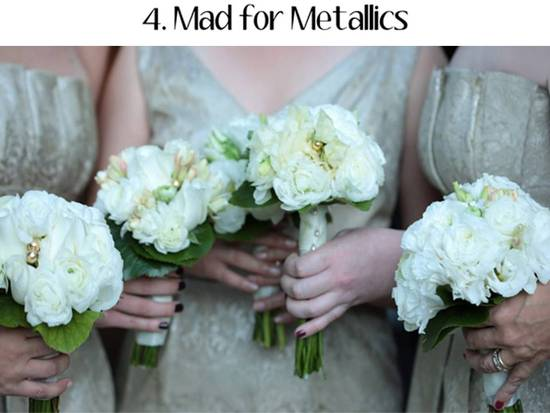 photo of Top 10 Wedding Trends for 2011- Hot Off The Press!