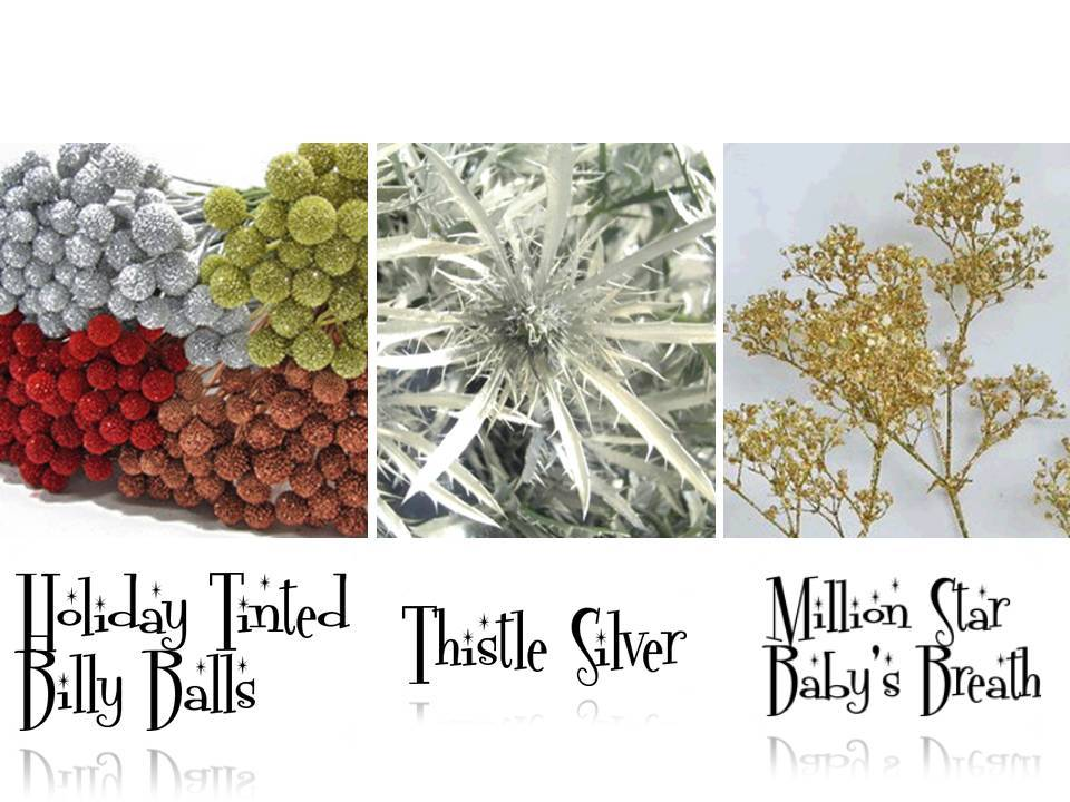Three-festive-wedding-flowers-for-new-years-eve-winter-weddings-metallic-babys-breath-billy-balls-thistle.full