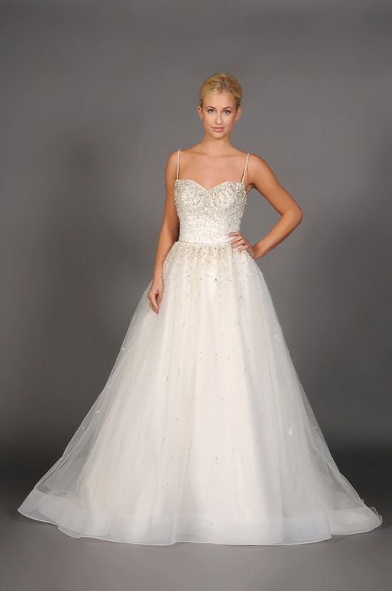 photo of Eugenia 2014 Wedding Gown Style 3901