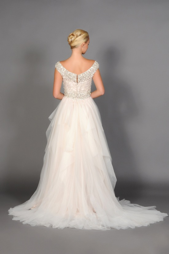 photo of Eugenia 2014 Wedding Gown Style 3900