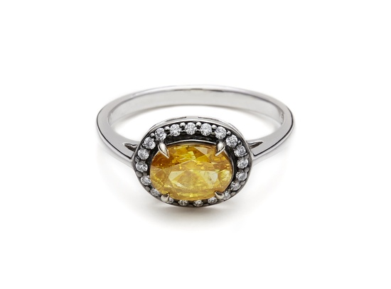 photo of Ring Eye Candy with a Little Something Different