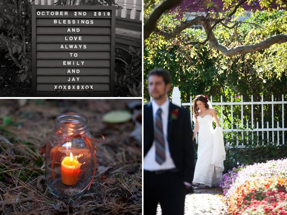 Lovely Fall Wedding In New Hampshire With DIY Touches Galore