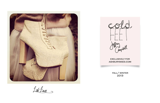 COLD FEET BY JEFFREY CAMPBELL-LITA-ASHBURYSKIES