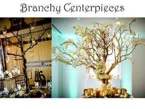 photo of Non-Floral Alternative Centerpieces for Your Wedding Reception