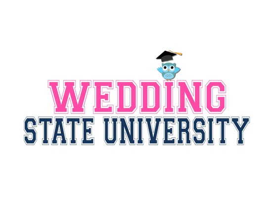 photo of Wedding State University