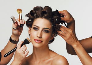 photo of How To Make the Most of Your Wedding Hairstyle Trial Run