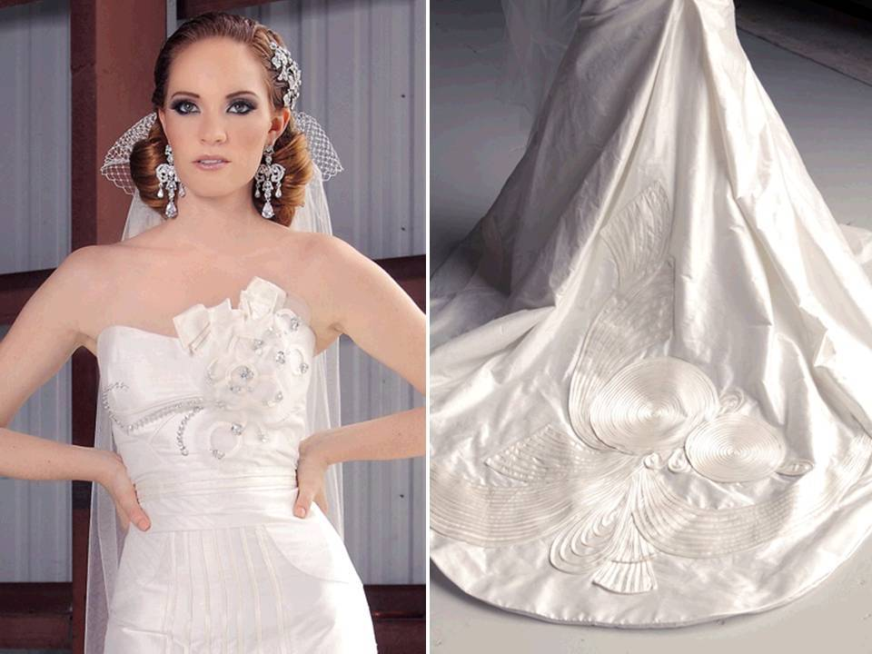 2017 Wedding Dresses By Jorge Manuel Details And Embellishments To For