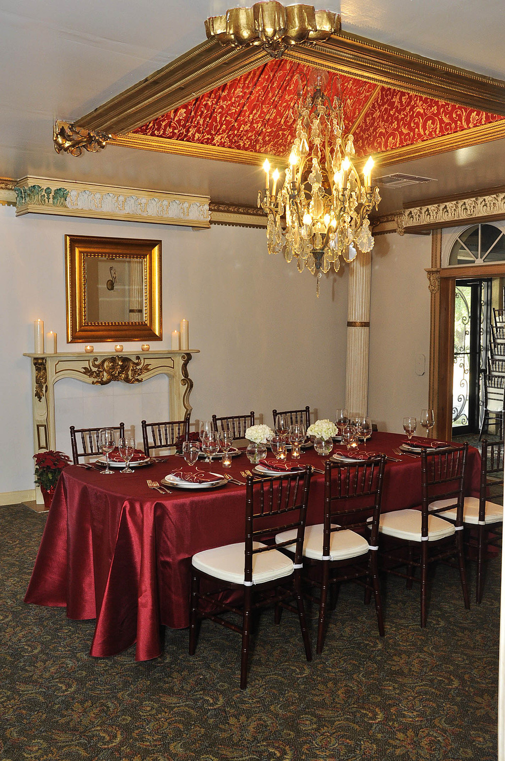 Private Dining /Meeting Room / Brides Suite