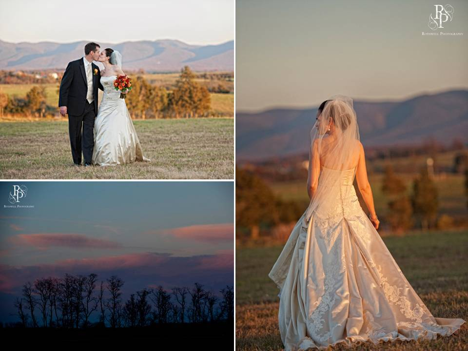 Intimate-fall-outdoor-wedding-washington-dc-ivory-lace-wedding-dress.full