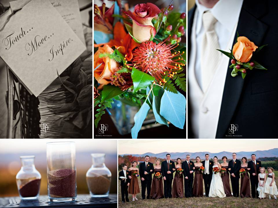 Intimate-fall-wedding-copper-orange-chocolate-brown-wedding-color-palette-outdoor-weddings.full