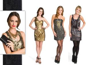 photo of Glitzy Style Inspiration for Your Holiday Engagement Party and Beyond