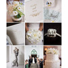 Real-new-jersey-wedding-details-ceremony-program-wedding-reception-flower-centerpieces.square