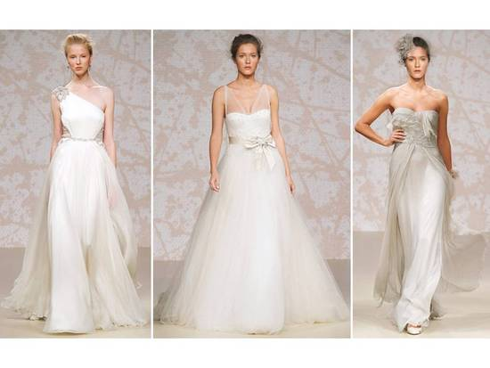 Ethereal 2011 wedding dresses by Jenny Packham